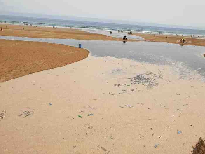 Quel océan à Agadir?