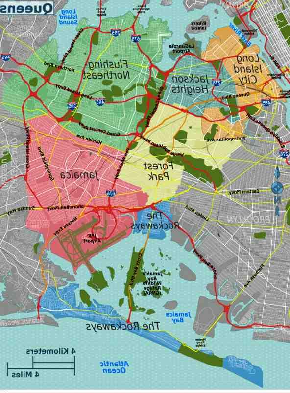 Quel quartier Eviter à New York ?
