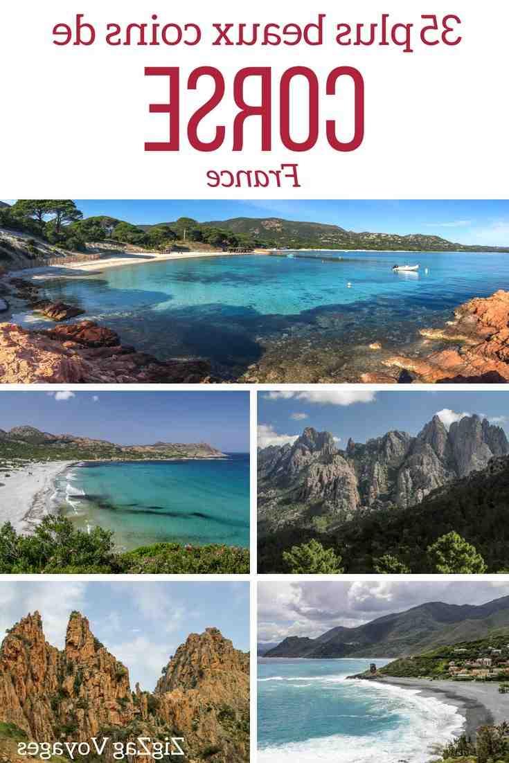 Quel sont les aéroport pour aller en Corse ?