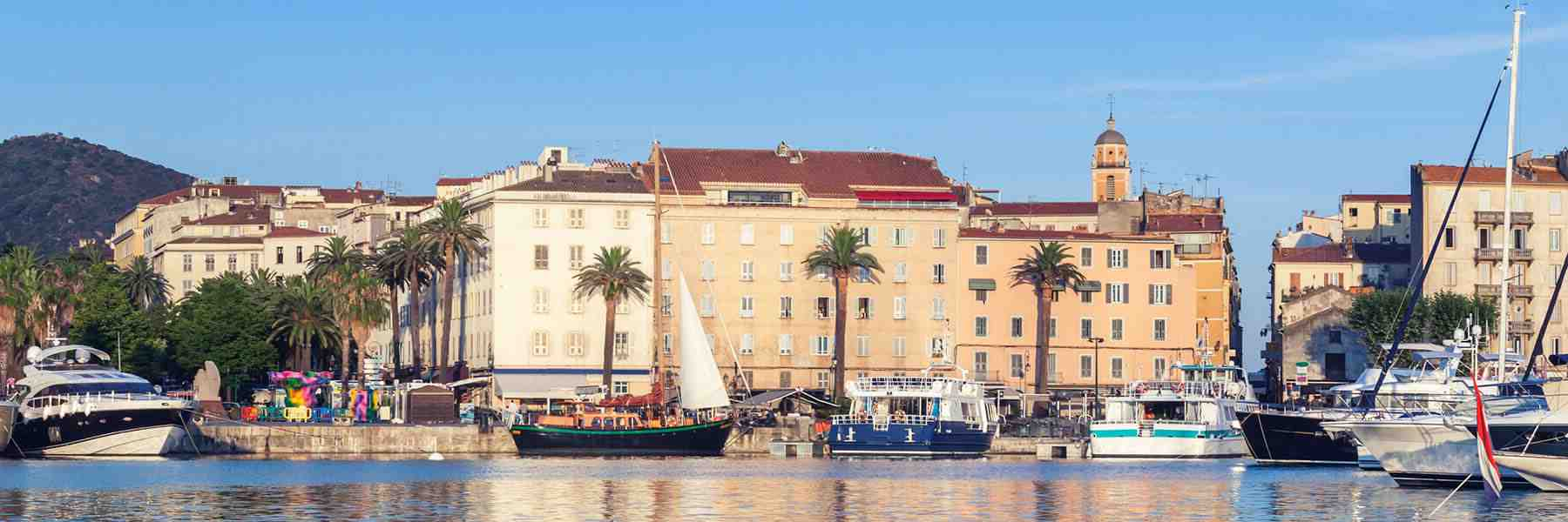 Quel temps fait-il en Corse en mai?