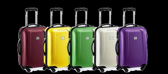 Quelle couleur pour une valise ?