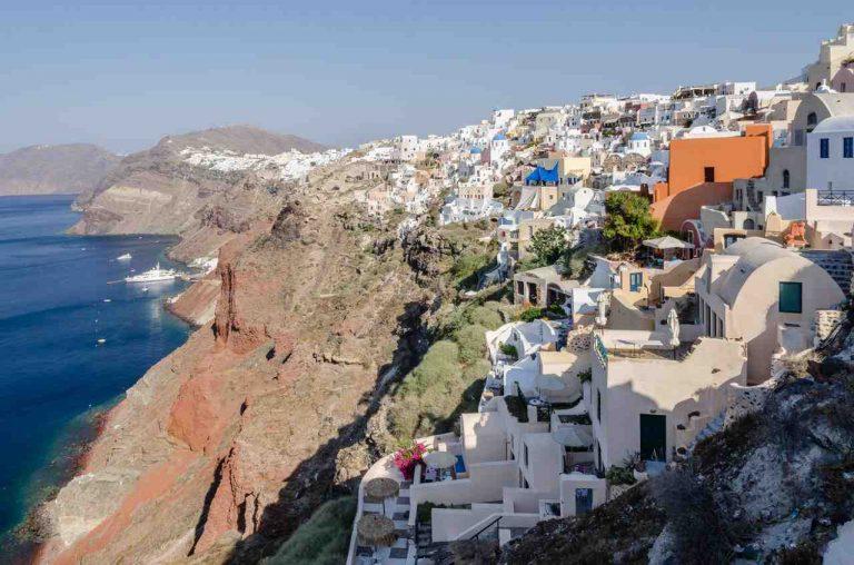 Quelle est la bonne période pour partir dans les Cyclades ?