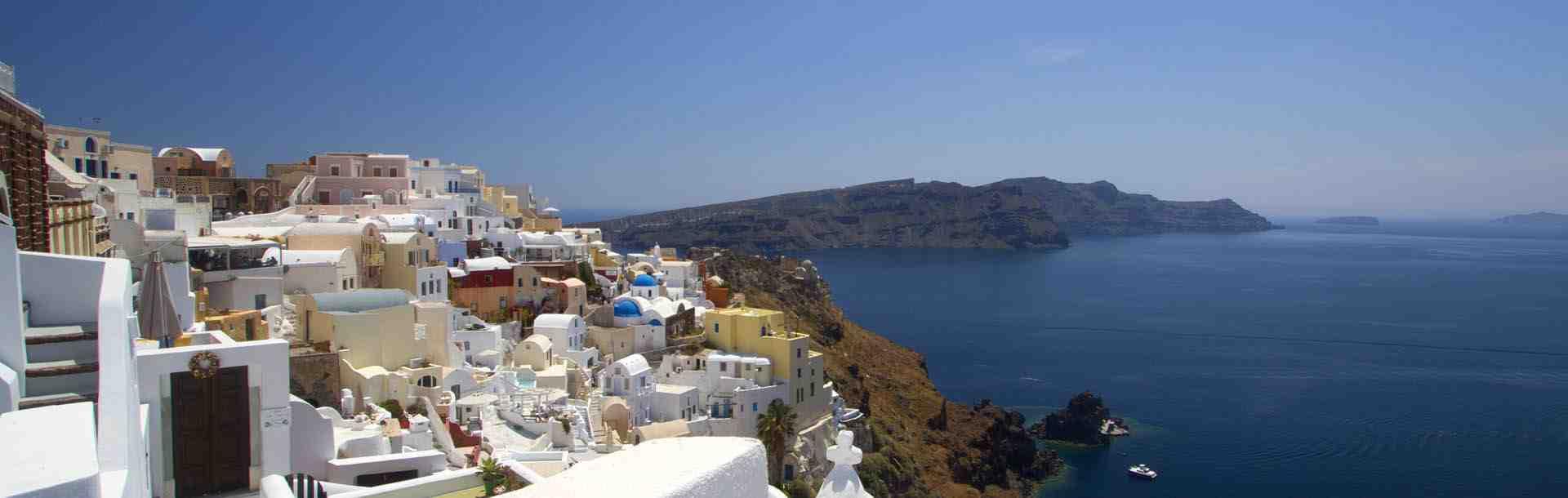 Quelle est la meilleure période pour partir en Grèce?