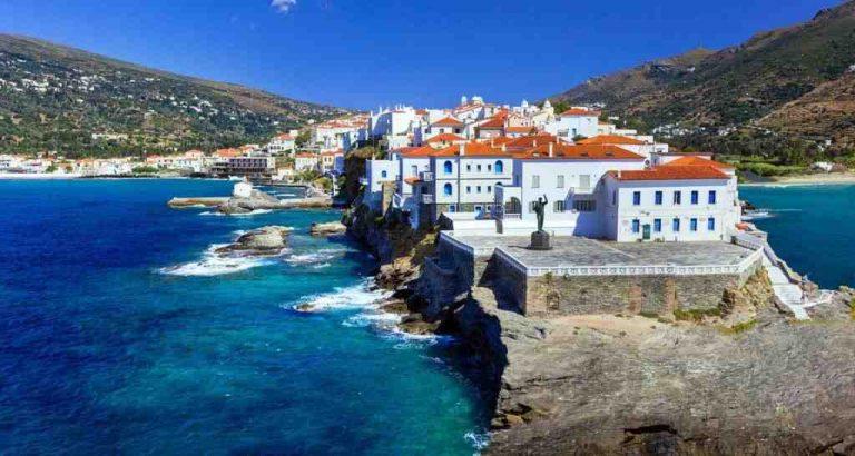 Quelle est la plus belle île de Grèce ?