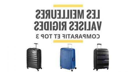 Quelle est la taille d'une grande valise ?