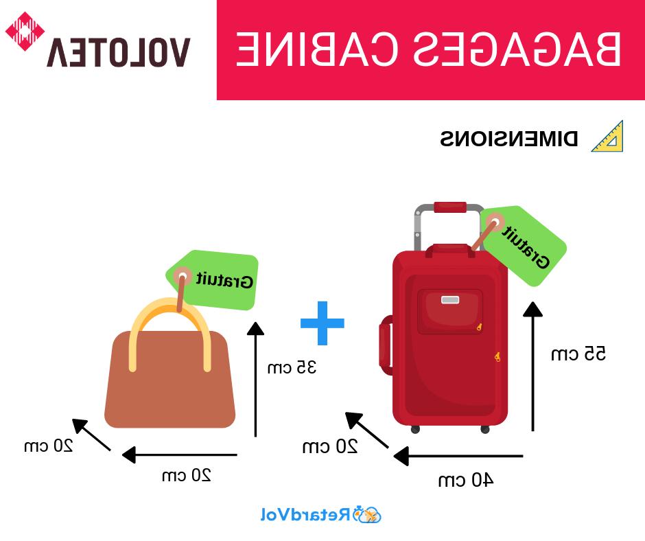 Quelle est la taille d'une valise pour 30 kg?