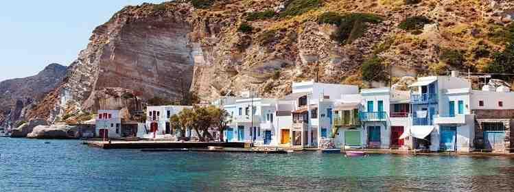 Quelle île grecque avec des enfants ?