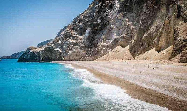 Quelle île grecque pour les plages ?
