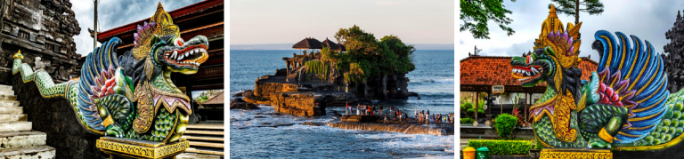 Quelle langue est parlée à Bali ?