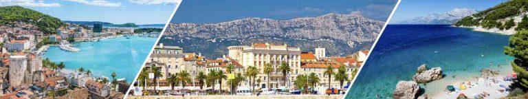Quelle station balnéaire en Croatie ?