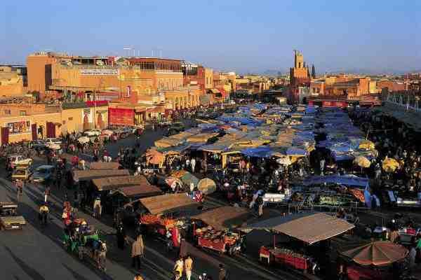 Quelle température au Maroc en décembre ?