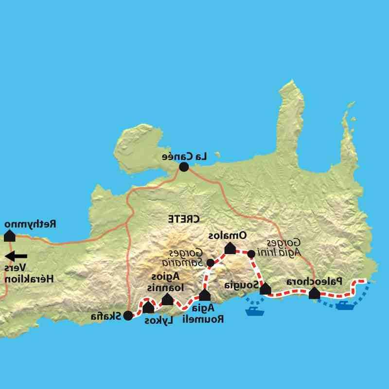 Quelles cartes vont en Grèce?