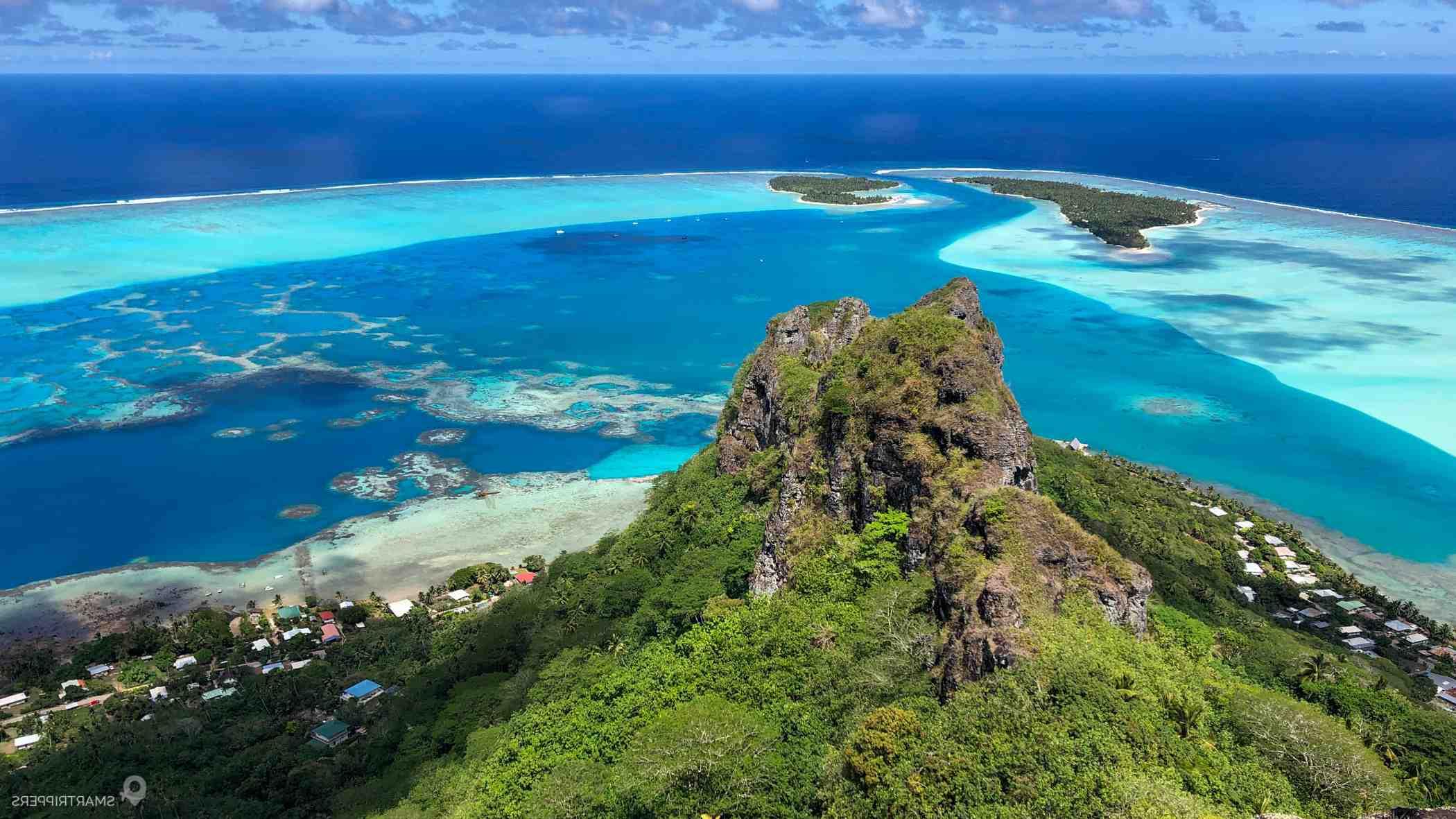 Quelles sont les plus belles îles de la Polynésie française?