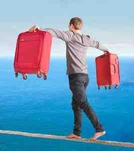 Quelles sont les valises les plus légères ?
