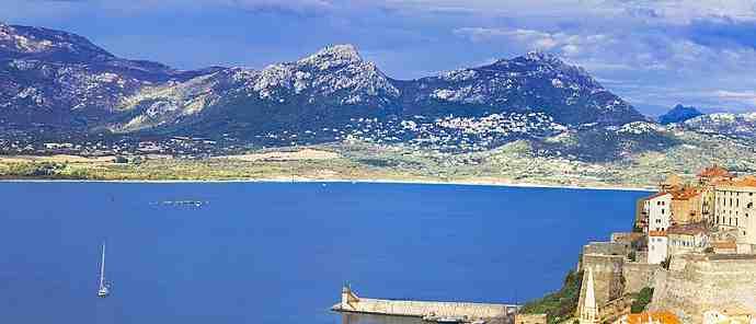 Quels aéroports pour aller en Corse?