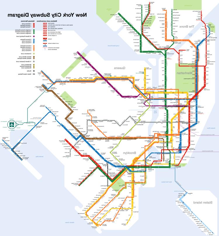 Quels sont les principaux quartiers de New York?