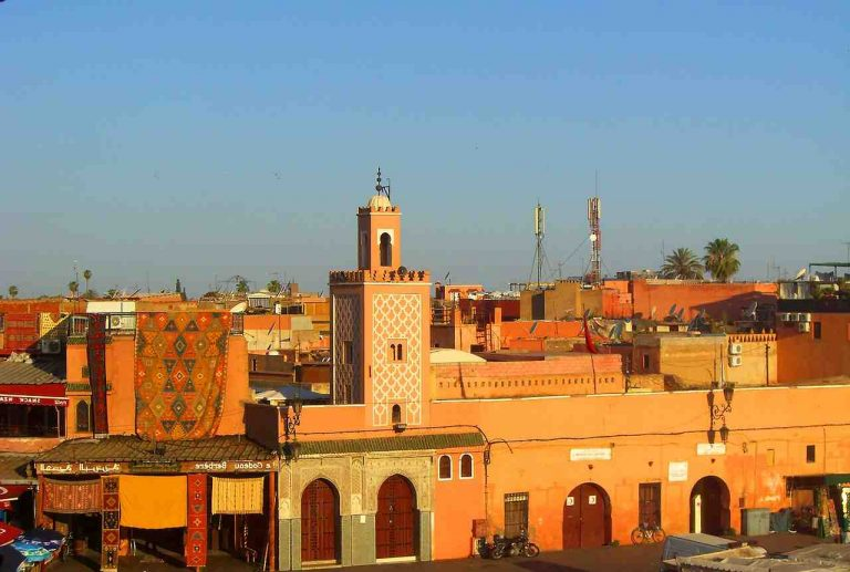 Quels souvenirs ramener de Marrakech ?