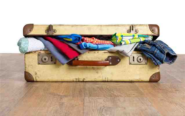 Qu'est-ce qu'on peut mettre dans une valise en soute ?
